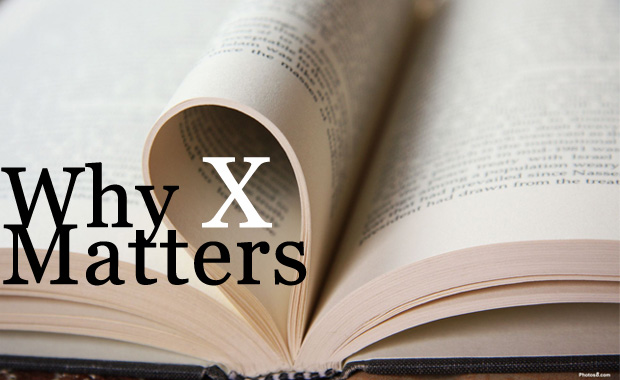 """Why The Letter 'X' Used To Represent """"The Unknown Things""""?"""